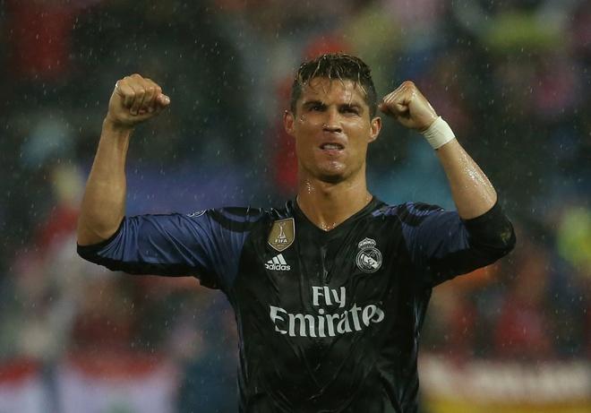 Bang chung Ronaldo lam 'giam doc' cua Real Madrid hinh anh