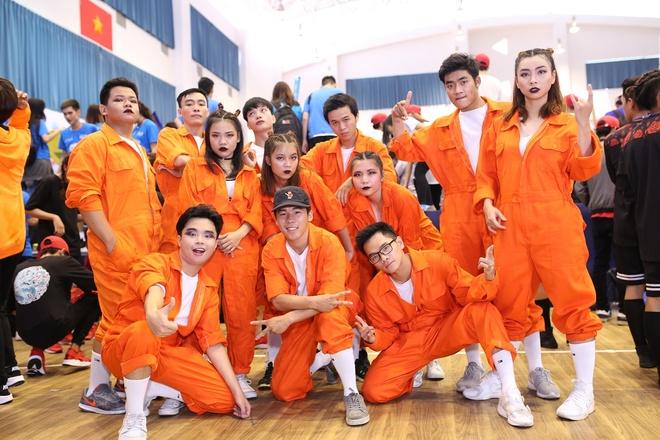 Tan vuong Dance Battle anh 1