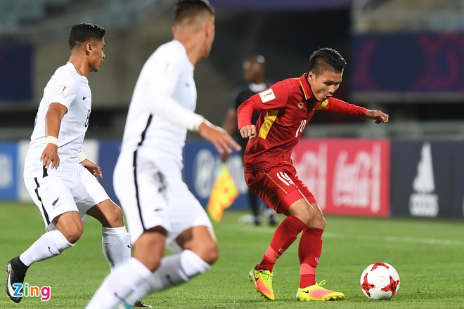 FIFA: 'U20 Viet Nam choi sung man,  toc do va dien cuong anh 1