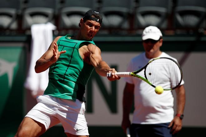 Roland Garros 2017: Vo mong chung ket Nadal gap Djokovic hinh anh