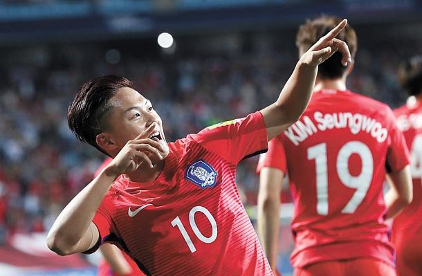 'Messi Han Quoc' kien dinh truoc cam do chau Au hinh anh