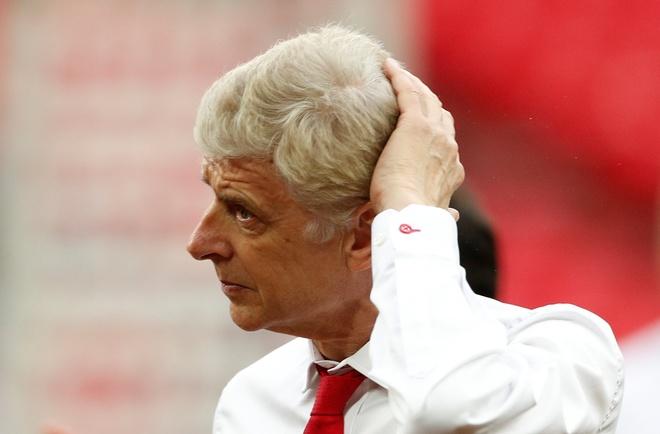 Arsenal chinh thuc ra phan quyet tuong lai HLV Wenger hinh anh