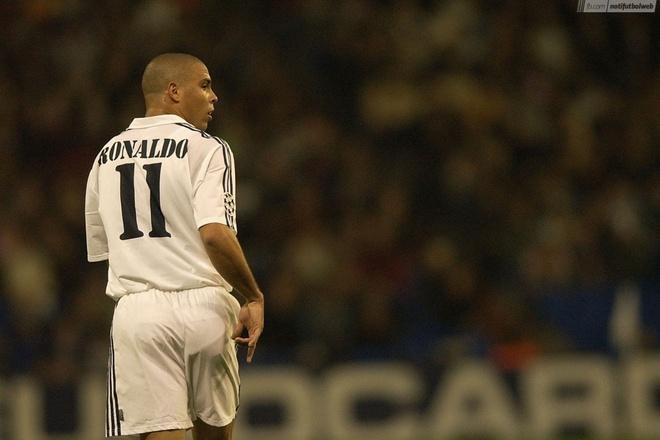 Ro 'beo' va su menh con dang do o Real Madrid hinh anh