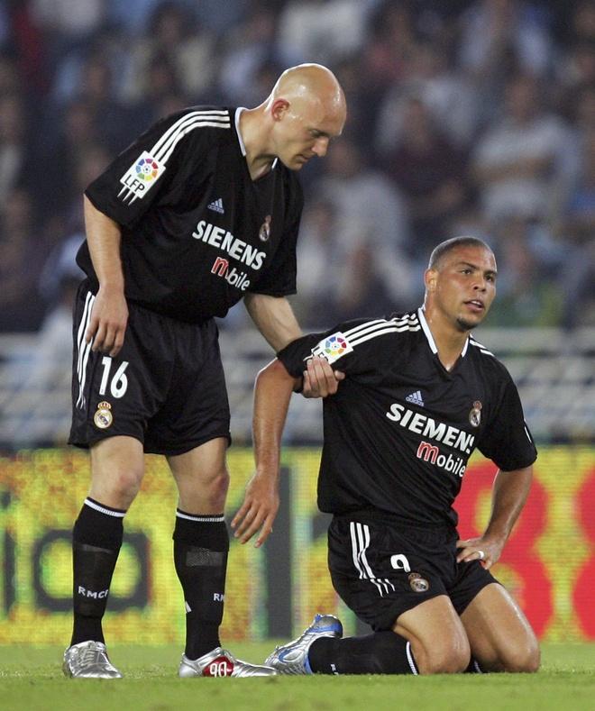 Ro 'beo' va su menh con dang do o Real Madrid anh 2