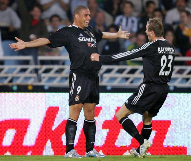 Ro 'beo' va su menh con dang do o Real Madrid anh 1