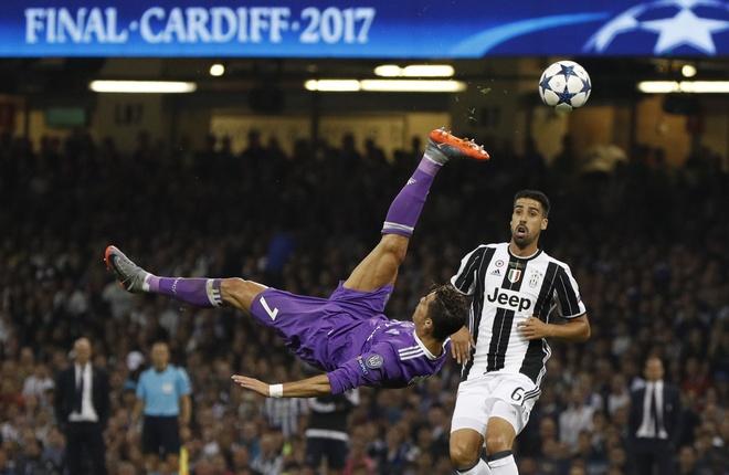 Giao duong cua Ronaldo o Real Madrid hinh anh 1