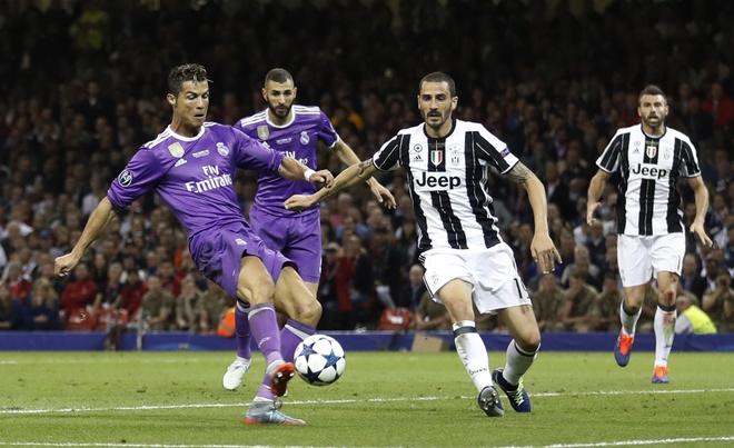 Giao duong cua Ronaldo o Real Madrid hinh anh 3