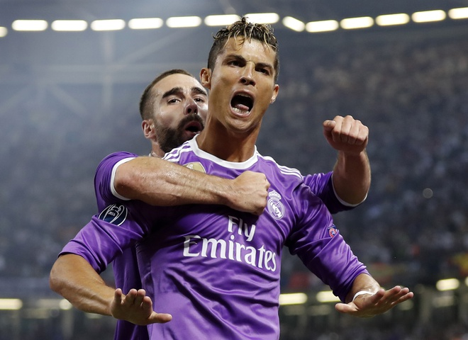 Giao duong cua Ronaldo o Real Madrid hinh anh