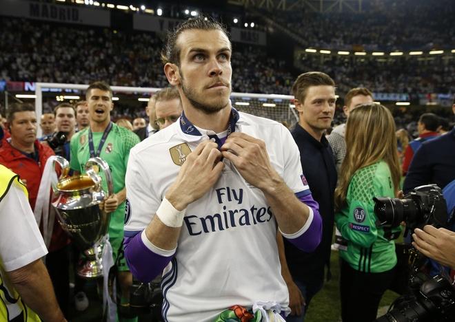 'De duoc nhu Ronaldo, Gareth Bale nen toi MU' hinh anh 1