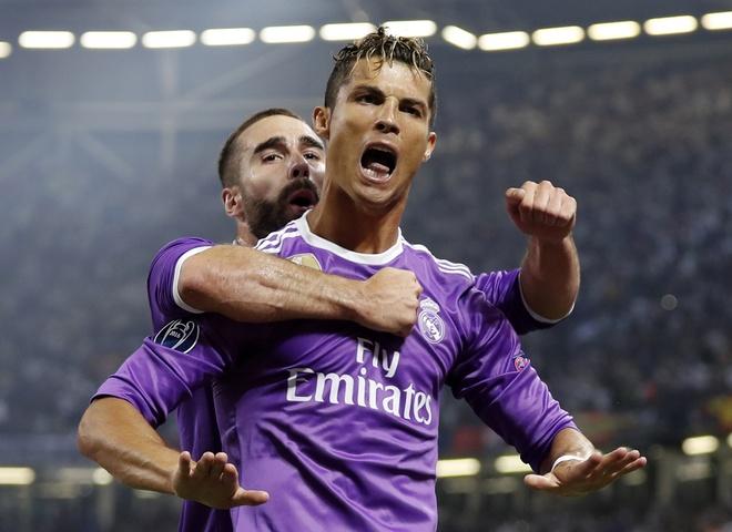 Real khong chi co Ronaldo, ho co mot tap the xuat sac hinh anh 1
