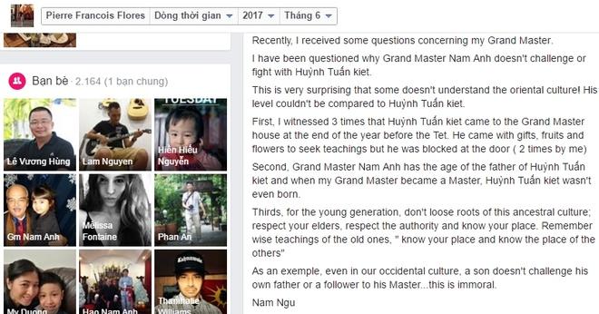 Chuyen gio moi biet ve Chuong mon Huynh Tuan Kiet va phai Vinh Xuan anh 1