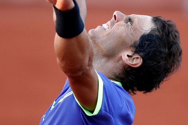 Nadal,  co diem 10 cho chang trai dot toan? anh 1