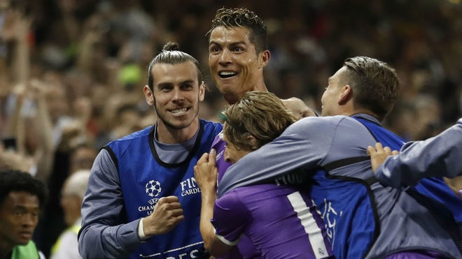 Tu 2 thang truoc, Ronaldo da quyet dinh roi Real Madrid hinh anh 2