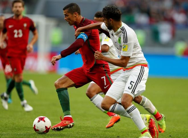 Ronaldo: Truyen thong coi toi nhu toi pham hinh anh 1