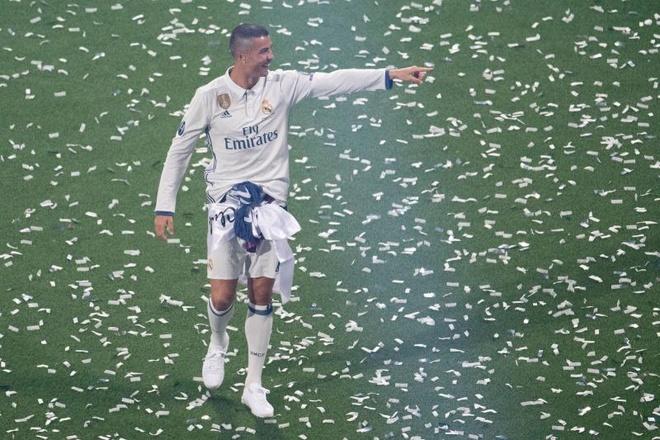 Ronaldo: 'Toi co bao gio noi muon roi Real dau' hinh anh 1
