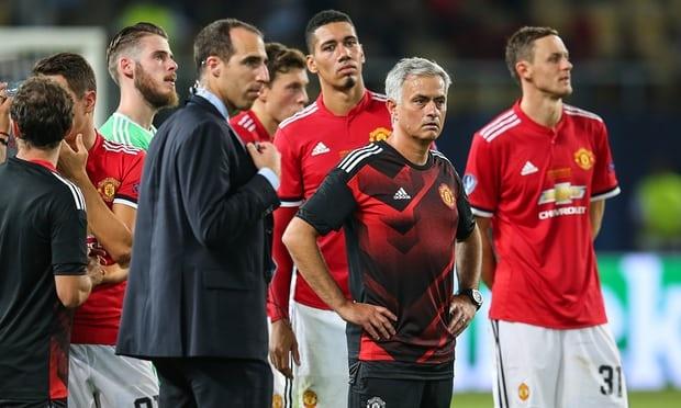 Mourinho thua nhan MU tam thuong khi tro lai cup chau Au hinh anh
