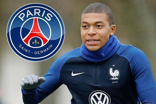 Sau Neymar, them Mbappe la nguoi cua PSG? hinh anh 1
