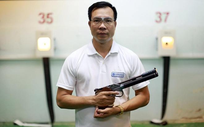 Hoang Xuan Vinh vao top 8 VDV dang xem nhat SEA Games hinh anh