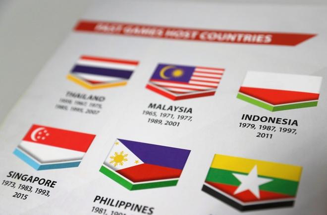 Nhat ky SEA Games 29: Malaysia 'mat diem' vi loi in co hinh anh