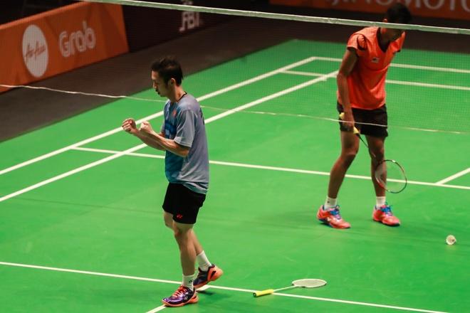 Tien Minh du giai Vietnam Open ngay sau SEA Games hinh anh 1