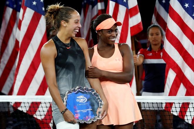 Vo dich US Open 2017, Sloane Stephens khep lai chuyen co tich co hau hinh anh 2