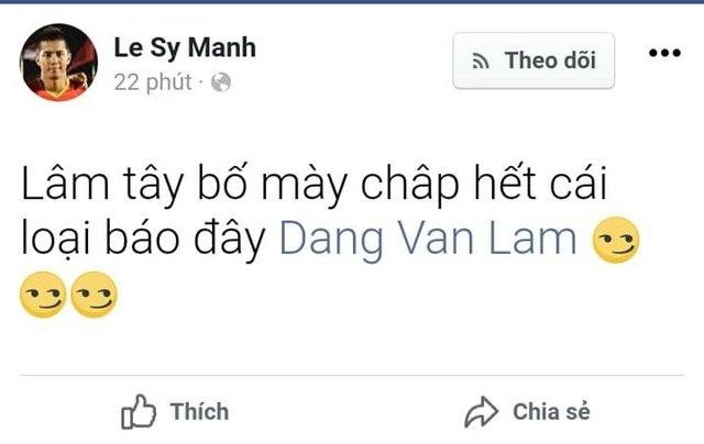 Le Sy Manh, tay choi dao hoa va nhieu tai tieng hinh anh 2