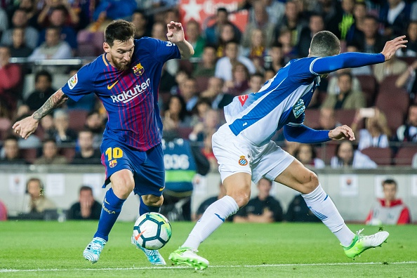 Barca don Juventus: Cho Messi pha dop hinh anh 3