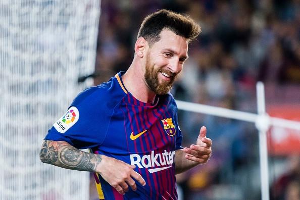 Barca don Juventus: Cho Messi pha dop hinh anh