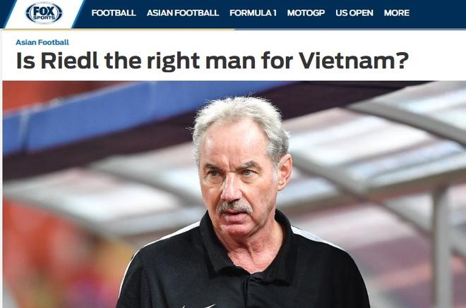 Alfred Riedl, HLV 'chua chay' tot nhat cho tuyen Viet Nam? hinh anh 1