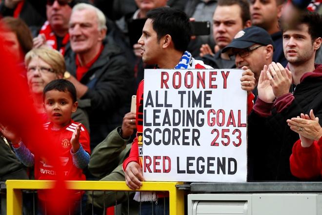 Chi Everton thua,  chu Rooney khong he that bai truoc MU anh 1