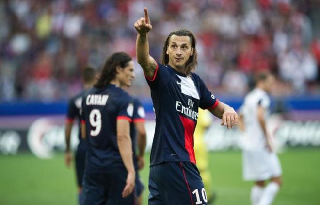 Xin loi Cavani, Neymar moi la vua xu Paris hinh anh 1