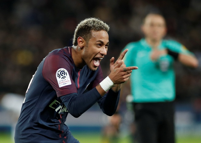 Xin loi Cavani, Neymar moi la vua xu Paris hinh anh 3