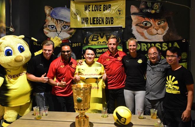 Huyen thoai Dortmund: Tranh cai lam cuoc chien Messi-Ronaldo nong hon hinh anh 3