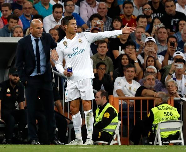 Ronaldo bat man voi chien thuat cua Zidane? anh 1