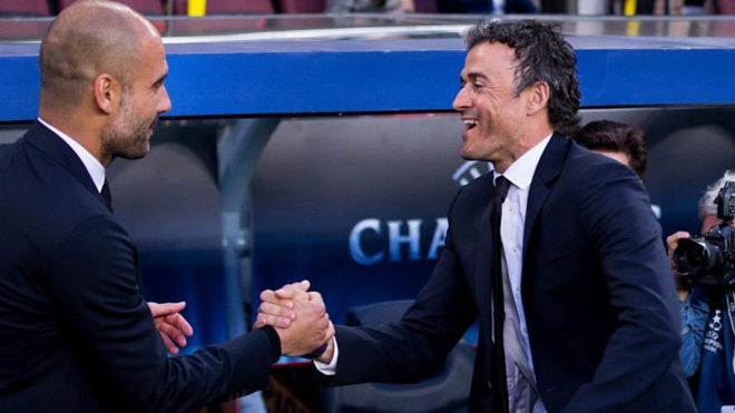 Bayern chon nguoi cu Barcelona thay Ancelotti? hinh anh 1