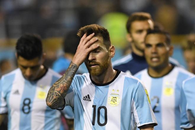'Messi co don giua mot bay lua tai Argentina' hinh anh