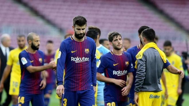 Xu Catalan doi doc lap, Barca tham hut ngan sach nang hinh anh