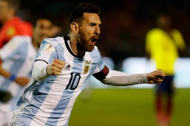 Argentina qua xoang, chi co Messi dang cap hinh anh 1