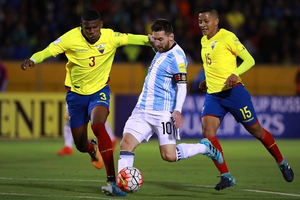 Argentina qua xoang, chi co Messi dang cap hinh anh 2