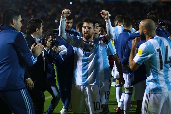 The gioi chu y,  Messi ket thuc chuoi khung hoang anh 1