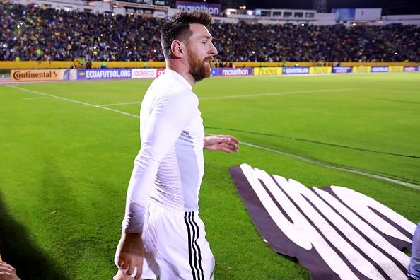 Messi tren duong tro thanh 'nguoi khong phoi' cua the gioi hinh anh