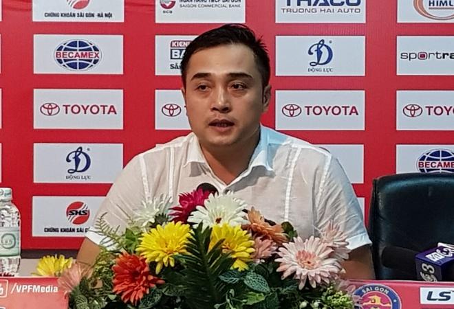 HLV Sai Gon FC: Tieu xao la mot phan cua bong da Viet Nam hinh anh