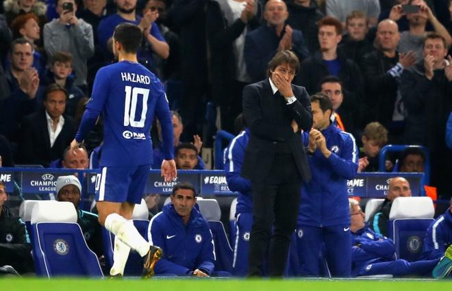 Hoc tro bat man, so phan Conte se nhu Mourinho? hinh anh 1