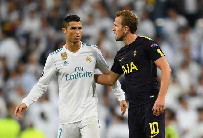 Harry Kane voi tuong lai di vao lich su Real Madrid hinh anh 2