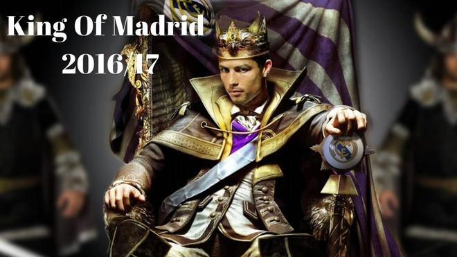 Truyen thong phong vuong cho Cristiano Ronaldo hinh anh