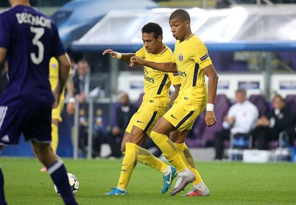 Hiem hoa rinh rap trong su ket hop Neymar - Mbappe hinh anh 2