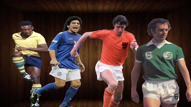 Neu Neymar tri gia 222 trieu euro, Pele, Maradona co gia bao nhieu? hinh anh