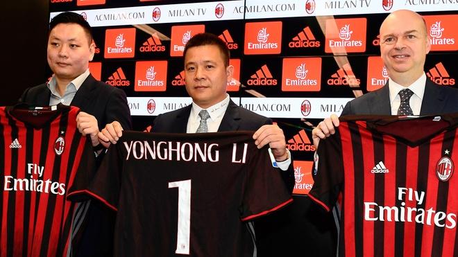 AC Milan duoi tay chu Trung Quoc: Chua bat dau da lui tan hinh anh