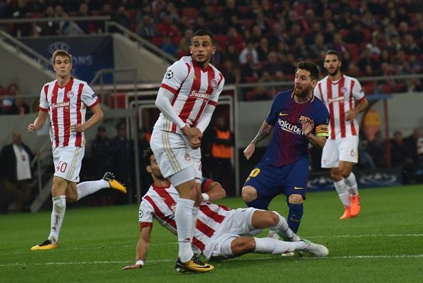 Barcelona chi moi hay, chu khong hoan hao hinh anh 1