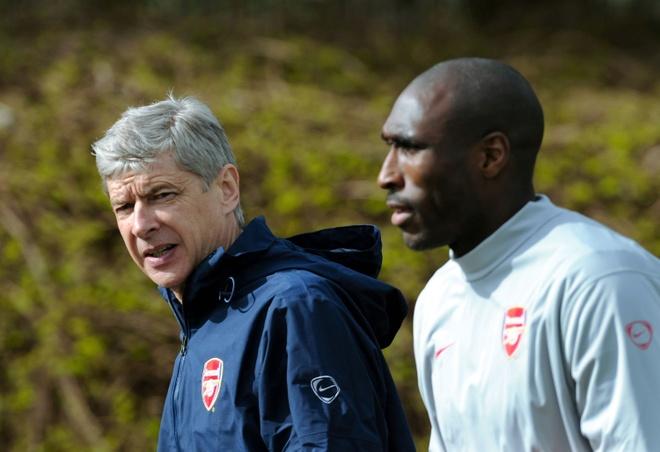Sol Campbell tra loi doc quyen Zing.vn ve Arsenal anh 2